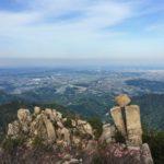 御在所岳の混雑しないおすすめルートを紹介するよ:本谷コース~中道